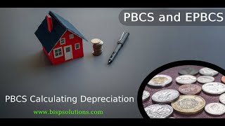 PBCS Calculating Depreciation   Planning and Budgeting Calculation Manager