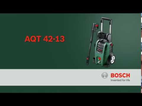 Bosch Pressure Washer: AQT 42-13+
