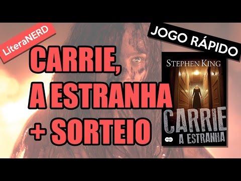Carrie, A Estranha + Sorteio do canal