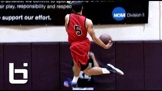 Mike James Sick Guard With BOUNCE! Shows OUT At Jamal Crawford Pro Am!