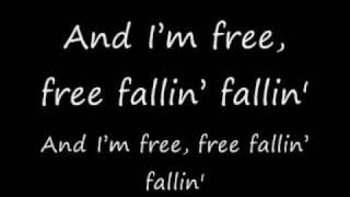 John Mayer - Free Fallin' with lyrics