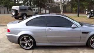 2004 BMW M3 Used Cars Acworth GA