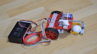 How to make a Wired Robot (ROBOCON JR.)