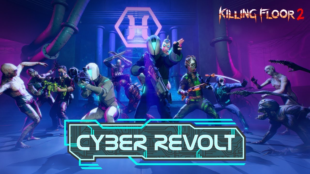 Kf2 Christmas 2021 End Killing Floor 2 Steam News Hub