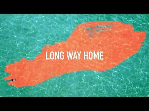 Lucas & Steve x Deepend - Long Way Home (Official Lyric Video)