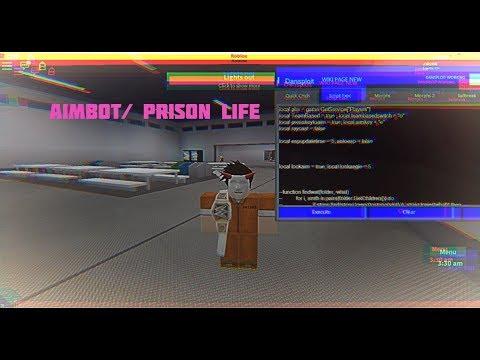 NEW SCRIPT/PRISON LIFE (Prison Breaker1) INVISIVILIT /TeamGrey/Guns