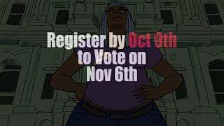 Register to Vote with #VoteThatJawn: There's More Than One Way to Register in PA