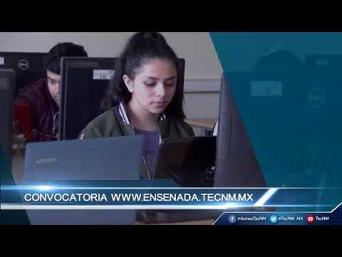 Promoción educativa TecNM campus Instituto Tecnológico de Ensenada Educación superior tecnológica de calidad. Educación públi