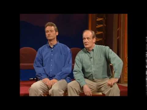 Daytime Talk Show (hey diddle diddle) - Whose Line UK