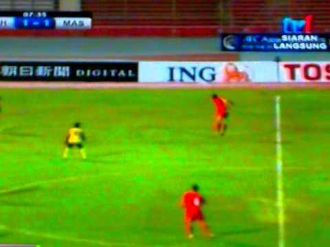 Bahrain-[2] vs Malaysia-[1] @ Olimpik 2012