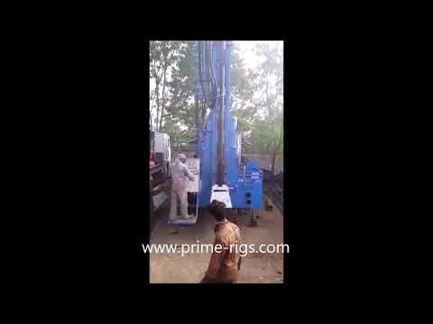 Multi Purpose Water Well Drilling Rig Only Mounting