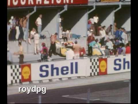 immagine di anteprima del video: 13 Settembre 1970-500 Km di Imola. Sulla curva Tosa c´eravamo...