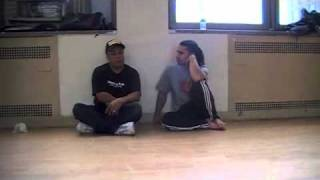 "Rocking history with first generation ""1972"" Willie Estrada by Navid Bboy Spaghetti & Marwless"