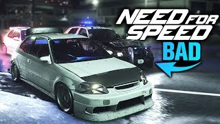 Need for Speed 2015's Cops are STILL BAD!