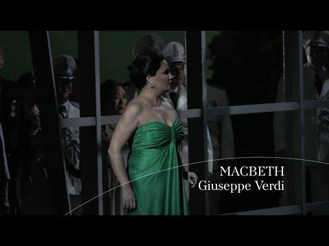 Staatsoper de Berlin MACBETH au cinéma