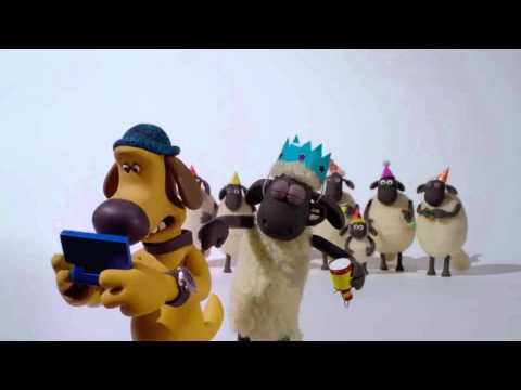 Ovečka Shaun ve filmu - Zlá Shaun - Klip