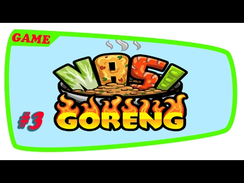 Video Bikin nasgor telor asin & vegan || #3 Main Game Nasi Goreng