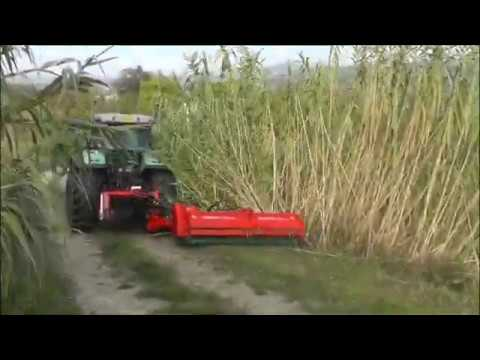 MS HEAVY DUTY VERGE MOWER