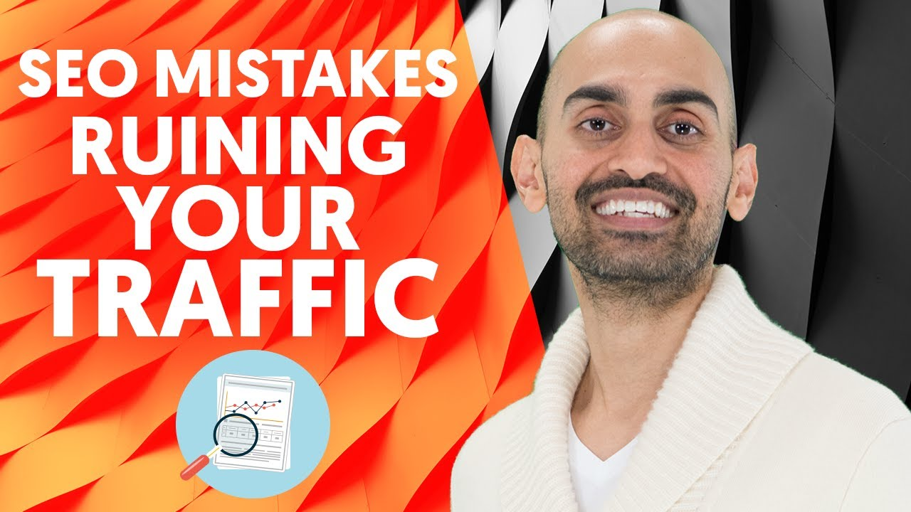 5 Beginner SEO Mistakes That Are Ruining Your Website Traffic