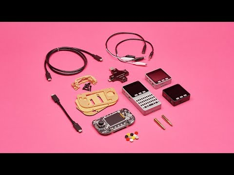 Adafruit PyGamer for MakeCode Arcade, CircuitPython or