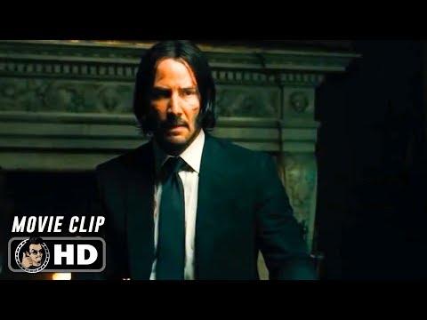 JOHN WICK 3 Clip - Director (2019) Keanu Reeves
