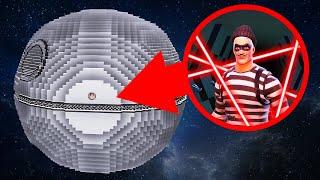 Escape The SPACE SHIP In FORTNITE! (Escape Map)