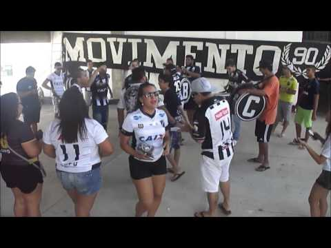 """Ensaio do Movimento 90 - 15/01/2016"" Barra: Movimento 90 • Club: ABC"
