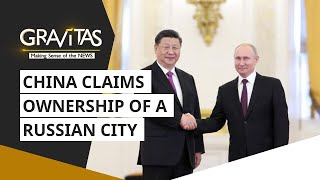 Gravitas: China claims ownership of a Russian city  After relentlessly trying to steal territories in 21 countries, China is now claiming ownership of Vladivostok, a Russian city. WION's Palki Sharma tells you how China's expansionism has no filters, even for its allies.   #Gravitas #Russia #China  About Channel:   WION -The World is One News, examines global issues with in-depth analysis. We provide much more than the news of the day. Our aim to empower people to explore their world. With our Global headquarters in New Delhi, we bring you news on the hour, by the hour. We deliver information that is not biased. We are journalists who are neutral to the core and non-partisan when it comes to the politics of the world. People are tired of biased reportage and we stand for a globalised united world. So for us the World is truly One.   Please keep discussions on this channel clean and respectful and refrain from using racist or sexist slurs as well as personal insults.  Subscribe to our channel at https://goo.gl/JfY3NI Check out our website: http://www.wionews.com Connect with us on our social media handles: Facebook: https://www.facebook.com/WIONews Twitter: https://twitter.com/WIONews  Follow us on Google News for latest updates  Zee News:- https://bit.ly/2Ac5G60 Zee Bussiness:- https://bit.ly/36vI2xa DNA India:- https://bit.ly/2ZDuLRY WION: https://bit.ly/3gnDb5J Zee News Apps : https://bit.ly/ZeeNewsApps