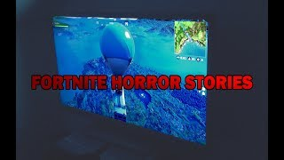 3 Horrific Stories that happened while Playing Fortnite