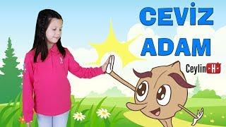 Ceylin-H | CEVİZ ADAM Çocuk Şarkısı (Animasyon) Nursery Rhymes & Super Simple Kids Songs Sing Dance