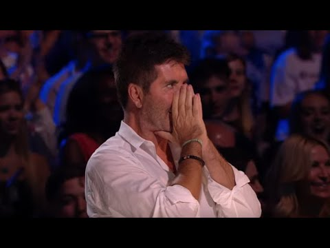 The judges and Ant and Dec reaction to Marc Spelmann revealed as X ( BGT ) (видео)