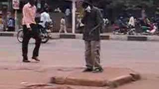 preview picture of video 'Public Preaching in Kampala 2'