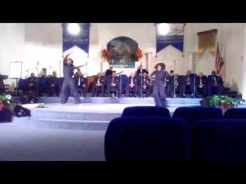 Praise dancing (Liturgical dance)!!!