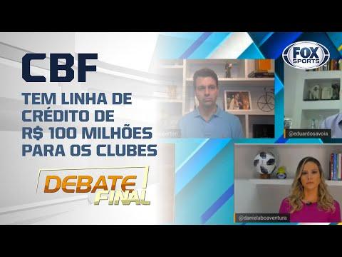 CBF ANUNCIA MEDIDAS DE APOIO AOS CLUBES