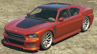 GTA 5 - Bravado Buffalo S