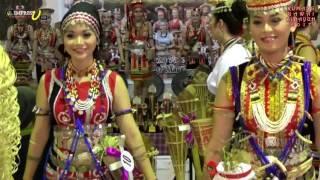 Kumang Gawai Bidayuh-Sarawak 2017