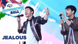 Jonas Brothers – 'Jealous' | Live At Capital's Summertime Ball 2019