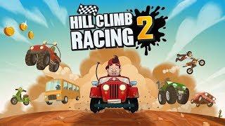 Стрим по игре hill climb racing 2