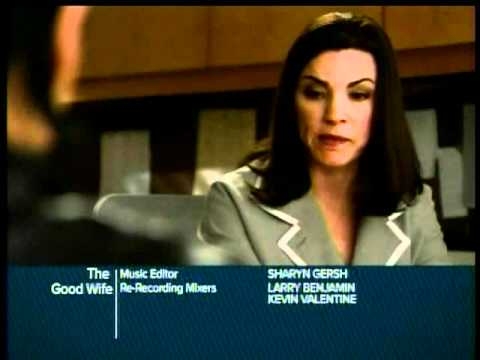 The Good Wife 2.22 (Preview)