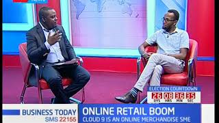 Business Today: Online Retail boom