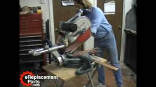 Bosch 4412 & 5412 Miter Saw Adjustments
