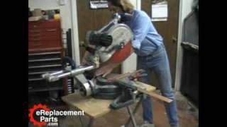 Bosch 4412 & 5412 Miter Saw Adjustments