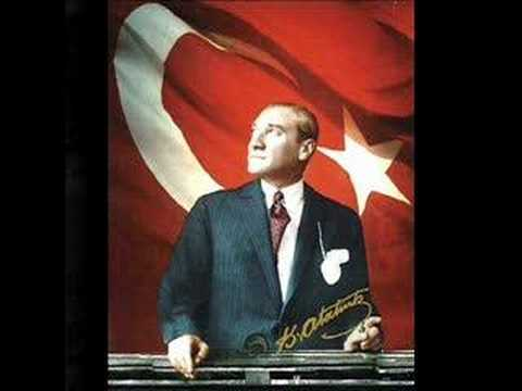 Mustafa Kemal Atatürk (Gözyaşı)