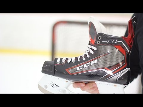 CCM JetSpeed FT1 Skates Review || Pure Hockey