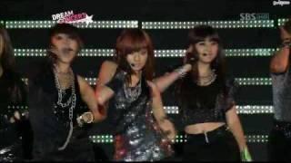 4Minute - Muzik (Remix Ver.) (Oct. 11,2009)