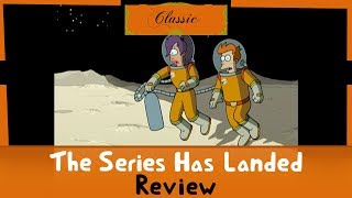Classic Futurama Review - S1E2 'The Series Has Landed'