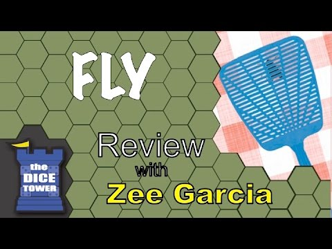 The Dice Tower reviews FLY