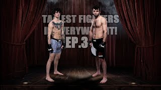 The TALLEST Fighters In EVERY Weight Class - Episode 3