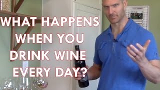 The True Cost of Drinking Wine Everyday