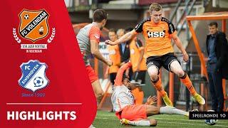 Samenvatting FC Volendam - FC Eindhoven (01-11-2020)